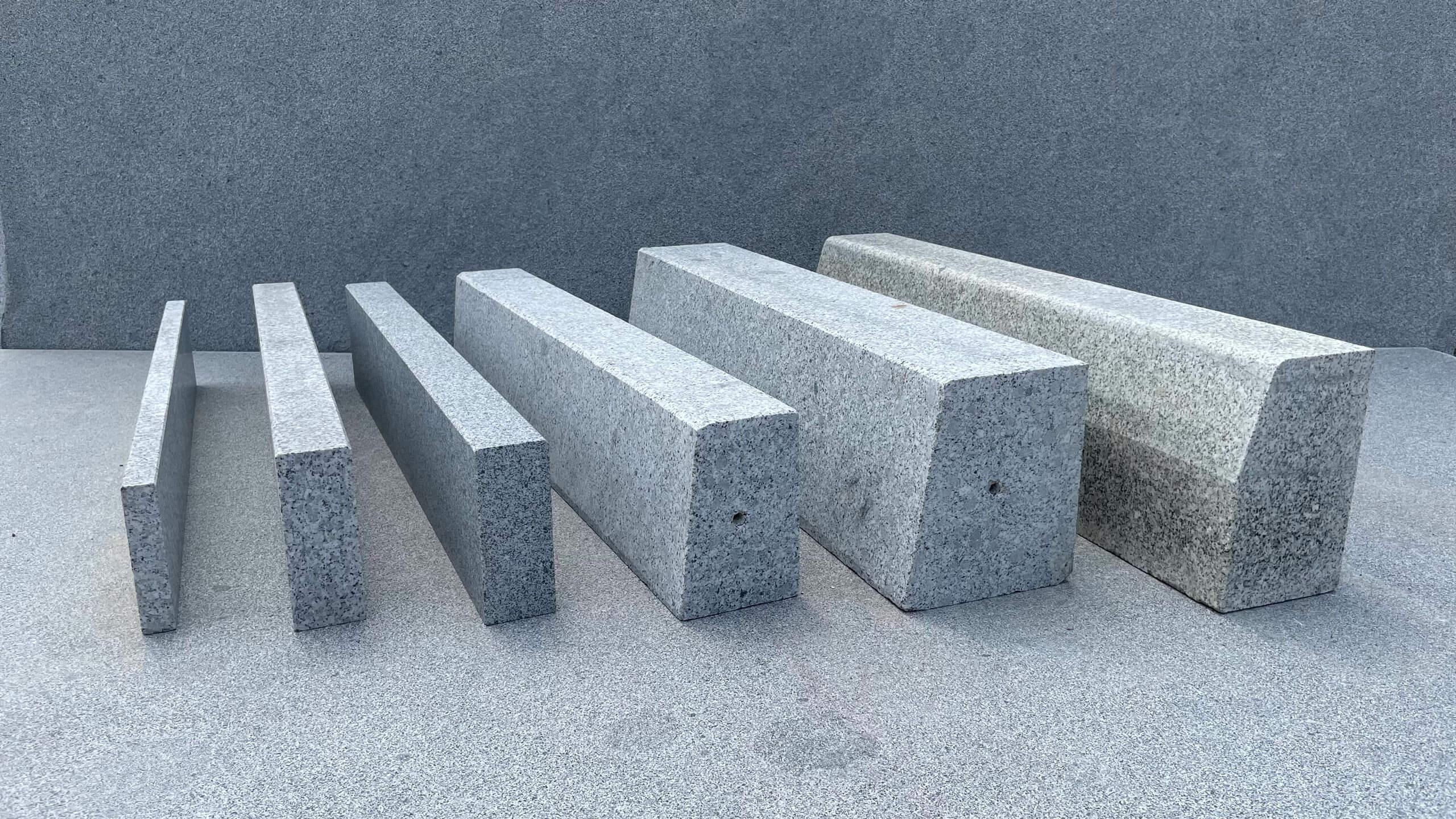 Rezani granitni robniki
